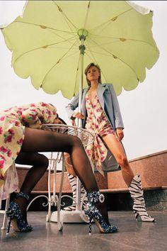 Attico Spring 2019 Ready-to-Wear Fashion Show Collection: See the complete Attico Spring 2019 Ready-to-Wear collection. Look 22 New Fashion, Fashion Brands, Spring Fashion, Fashion Outfits, Fashion Story, High Fashion, Shoes Editorial, Editorial Fashion, Paris Mode