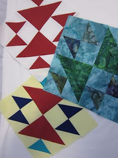 Fabric Fascination: Block of the Month