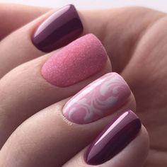 Gel%2Bpolish%2Bnails%2Bphotos%2B2018%2BPART%2B2%2B%252819%2529 + 100 Gel polish nails photos 2018 part II Nail Art photos nails Gel polish nails Gel polish gel nails 2018 + 100