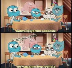 World Of Gumball, Bts Fans, Thug Life, Darwin, Cute Wallpapers, Cool Words, Family Guy, Neon, Cartoon