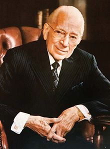 """LEARN SOMETHING EVERYDAY"""" WHO??    Herbert W Armstrong.: Armstrong taught that most of the basic doctrines and teachings of Mainstream Christianity were based on traditions, including absorbed pagan concepts and rituals (i.e. religious syncretism), rather than the Judeo-Christian Bible."""