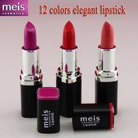 marca de calidad del lápiz labial SIP impermeables Profesional lápiz labial rojo hidratar maquillaje desnudo envío gratuito