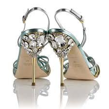 shoes too gorgeous to walk in ;-)