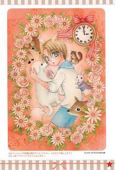 Tachibana Higuchi, Gakuen Alice, Graduation - Gakuen Alice Illustration Fanbook, Ruka Nogi