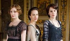 """No one ever warns you about bringing up daughters. You think it's going to be like Little Women. Instead they're at each other's throats from dawn till dusk."" — Cora Crawley,  Countess of Grantham, S1E5"