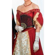 Платье для новогоднего пушкинского бала