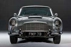 aston martin db5   James Bond's Original Aston Martin DB5 up for Sale   AutoTribute