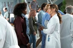 Photos - Grey's Anatomy - Season 15 - Promotional Episode Photos - Episode - Silent All These Year - Greys Anatomy Online, Watch Greys Anatomy, Greys Anatomy Season, James Pickens Jr, Justin Chambers, What Hurts The Most, Lexie Grey, Birth Mother, Watch Tv Shows