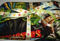 Horror Movie Monsters cosmetic bag & zipper pouch gift set SOLD
