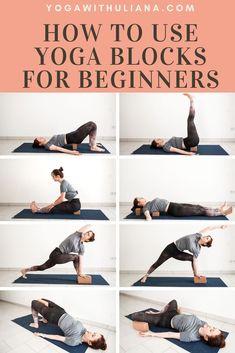 Yoga Flow Sequence, Yoga Sequences, Ashtanga Yoga, Vinyasa Yoga, Restorative Yoga Poses, Yoga Props, Yoga Positions, Yoga Block, Yoga Poses For Beginners