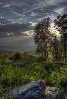 """The quote that came with this photo was ... """"living in the shenandoah valley is okay, i guess."""" ..... Ok, you guess? I hope that was meant to be sarcastic"""
