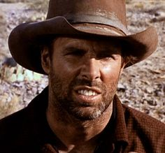 """Character reference: Bruce Dern as a dirtbag from """"Hang em High"""""""