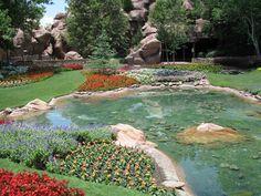 Disney garden