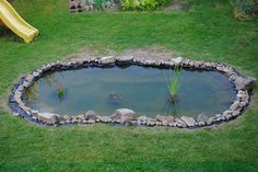 How to Make a Good Pond Using a Pond Liner