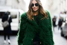 How To Wear a Fur Coat (Without Looking Over The Top) | Closetful of Clothes