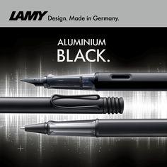 Faber Castell Ambition Black Matt Fountain Pen Nib Size Variation Mint