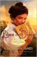 Love on a Dime by Cara Lynn James (Ladies of Summerhill, book 1) #ChristianFiction