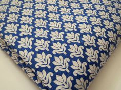 Cotton Fabric/Natural Vegetable Dyes Indian Cotton by CraftyJaipur