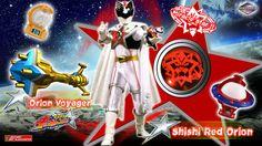 Shishi Red Orion by blakehunter