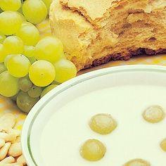 Nada mejor para combatir el calor... ¿te apuntas? / A delicious recipe in summer! Would you like to try it?  #lomejordetodos #tumejortu #gastronomía #Málaga #viveandalucia  #turismoandaluz #cuisine #food #foodie #verano #summer #turismo #tourism #viajes #viajar #travel