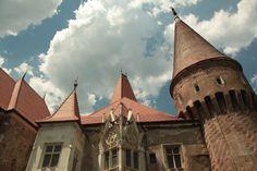 Corvinilor Castle, Hunedoara, RO