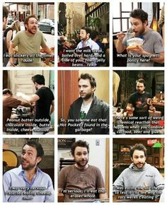 Charlie food quotes