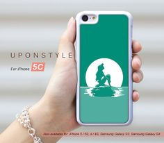 Phone Cases, iPhone 5C Case, Little mermaid, iPhone Case