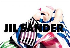 S/S 2011 ad campaign for Jil Sander accessories photographed by Willy Vanderperre