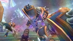 Mutant Football League – PAX Prime trailer - on GamePlanet