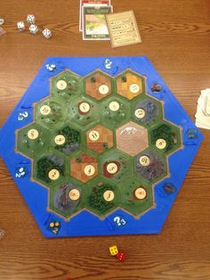 settlers of catan non interlocking by venomprinting Settlers Of Catan, Triangle, Games, Plays, Gaming, Game, Toys, Spelling