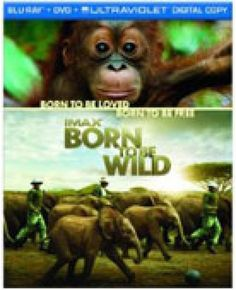 10 Awesome Nature Documentaries for Families: IMAX: Born to Be Wild (2011)