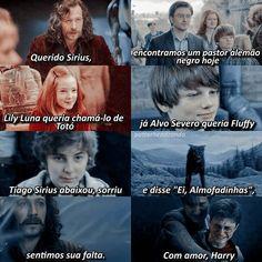 ❜s ᴘᴏsᴛ ▹▹▹ ʜᴀʀʀʏ's ʟᴇᴛᴛᴇʀ ◃◃◃ ↳ puts, eu amo um personagem ❤️ Harry Potter Disney, Harry James Potter, Harry Potter Tumblr, Harry Potter Anime, Memes Do Harry Potter, Magia Harry Potter, Harry Potter Sirius, Harry Potter Icons, Mundo Harry Potter