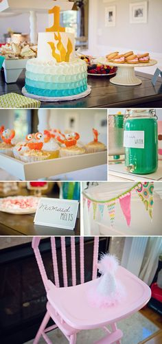 Mermaid Themed Party! Daily Mom » How to Photograph Your Child's Birthday Party