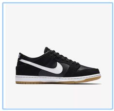 226f4aea2c The Nike SB Dunk Low Pro Men's Skateboarding Shoe offers the classic Dunk  look, plus a Nike Zoom Air unit in the heel for responsive cushioning in  the ...