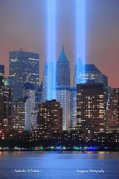 National September 11 Memorial, New York 911 Tribute, Remembering September 11th, We Will Never Forget, Living In New York, Tours, Pearl Harbor, World Trade Center, San Francisco Skyline, Just In Case