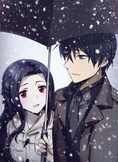 Read The Irregular at Magic High School / Mahouka Koukou no Rettousei full Manga chapters in English online! Anime Couples Manga, Cute Anime Couples, Manga Anime, Anime Art, Mahouka Koukou No Rettousei, Android Art, Cute Couple Cartoon, Manga Girl, Join