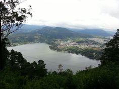 Lago de Amatitlan, Guatemala