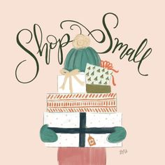 Small Business Quotes, Small Business Saturday, Shop Front Design, Urban Outfitters, Lily And Val, Dog Winter Coat, Holiday Images, Holiday Cards, Holiday Gift Guide