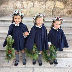 Wedding Bride, Dream Wedding, Wedding Dresses, Kids Fashion, Winter Fashion, Wedding With Kids, Here Comes The Bride, Christmas Wedding, Preppy