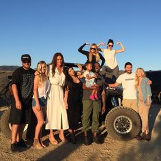 Great day yesterday for Father's Day. We had so much fun off-roading. So much love and support! Love my family!