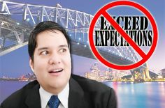 """Lead Generation Phrase To Avoid in Australia – """"Exceed Expectations"""