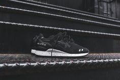 Asics Gel Lyte Iii, Black White, Black And White, Black N White 28dddb189445