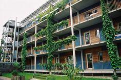 Quartier Vauban, Freibourg