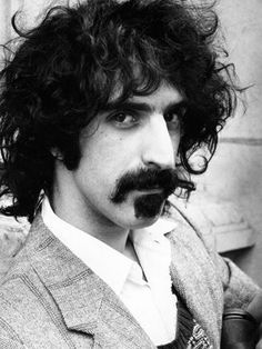 Frank Zappa, 1940-1993...yes he was from Baltimore...and was supposed to be the speaker at my college graduation:(