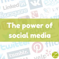 The power of social media #smm #socialmedia