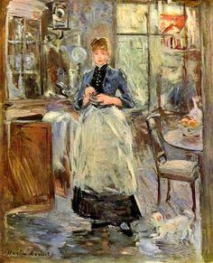 Berthe Morisot 003 - Berthe Morisot - Wikipedia, the free encyclopedia