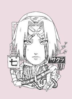 Anime Naruto, Manga Anime, Naruto Art, Naruto Shippuden Anime, Boruto, Sakura Haruno, Naruto Sketch, Naruto Drawings, Wallpaper Naruto Shippuden