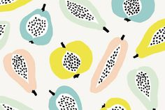 Our ModCloth Graphic Designers Are Ob-Sessed with Fruit Patterns