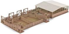 Simple Cattle Working Pens Related