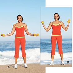 Move of the Day: Flare Curl